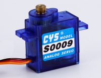 CYS-S0009MG 9g analog serv